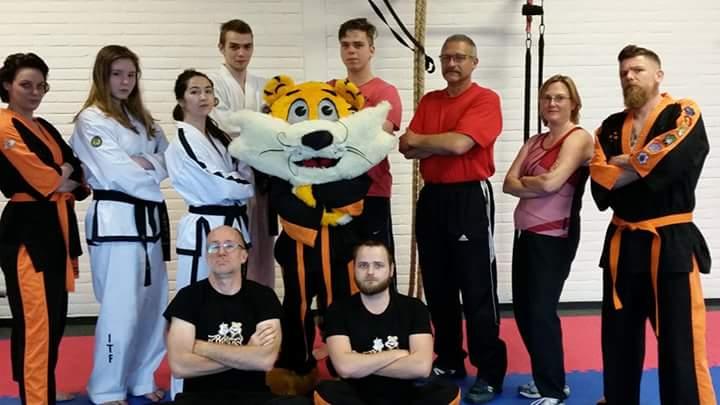 16 juli 2016 – Internationaal Tigers Instructeurs Level 1