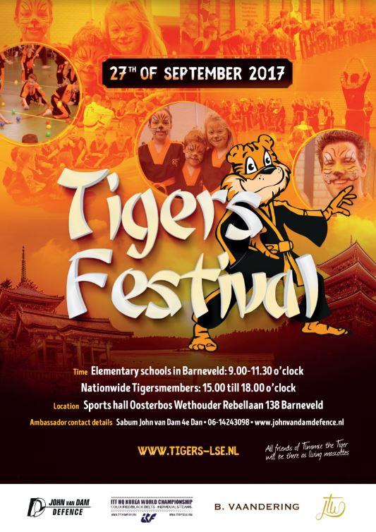 Tiger Festival 27 september 2017